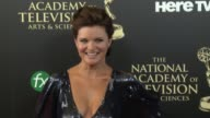 Heather Tom at the 2014 Daytime Emmy Awards at The Beverly Hilton Hotel on June 22 2014 in Beverly Hills California