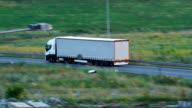 Heavy Cargo on the Road