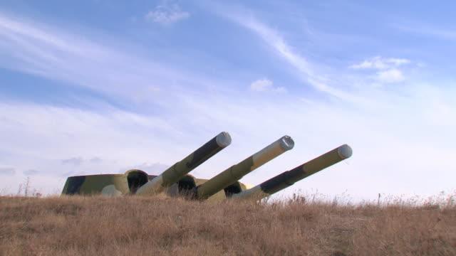 Schwere coastal artillery