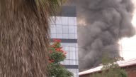 Heavy gunfire and loud explosions erupted at Nairobis Westgate shopping mall Monday as Kenyan troops fought Al Qaeda linked gunmen who were holding...