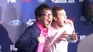Heejun Han at Meet The American Idol Judges Finalists on 3/1/2012 in Los Angeles CA