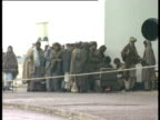 Heightened security at Kabul airport following the hijacking of an Ariana Airlines internal flight