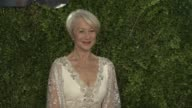 Helen Mirren at 2015 Tony Awards Arrivals at Radio City Music Hall on June 07 2015 in New York City