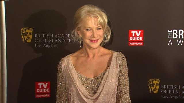 Helen Mirren at the BAFTA Los Angeles 2011 Britannia Awards at Beverly Hills CA