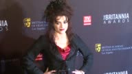 Helena Bonham Carter at the BAFTA Los Angeles 2011 Britannia Awards at Beverly Hills CA