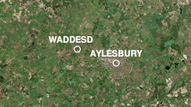 A helicopter and an aircraft have been involved in a midair collision over Buckinghamshire Emergency services rushed to the scene close to the...