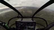 helicopter point of view