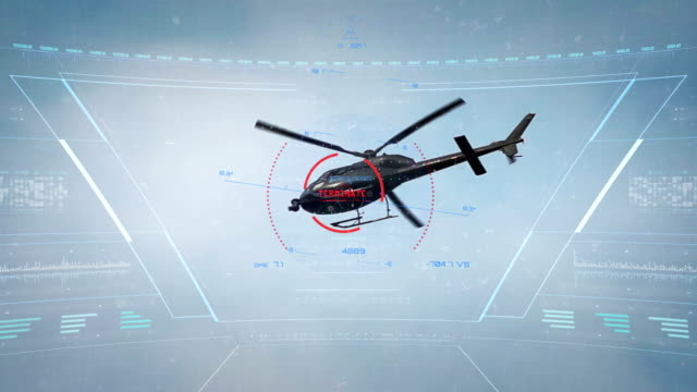 Helicopter Tracking