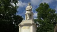 Helmut Graf von Moltke Monument, Englischer Garten, Berlin, Germany