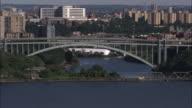 Henry Hudson and Spuyten Duyvil Bridges