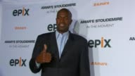 Herb Williams at EPIX Premiere Of Amare Stoudemire IN THE MOMENT at Marquee on April 18 2013 in New York New York