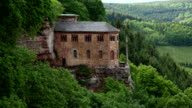Hermitage with Funerary Chapel for John of Luxembourg near Kastel-Staadt, Saar Valley, Rhineland-Palatinate, Germany