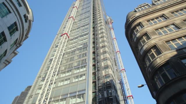 WS TU Heron Building construction / London, UK