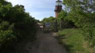 Versteckte Lighthouse