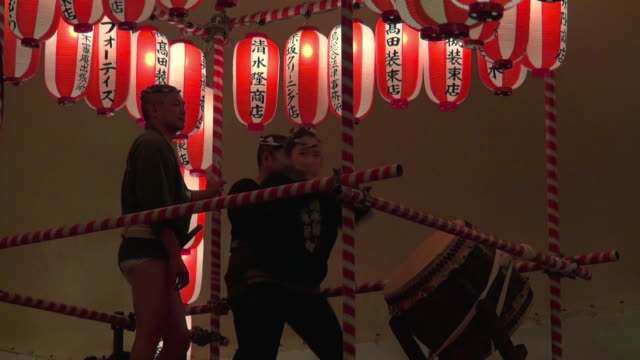 Hie Jinja Festival drum performance