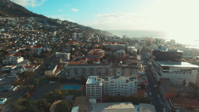 Högt över Kapstaden