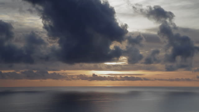 High Angle of the Pacific Ocean
