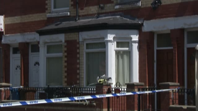 High Court orders IPCC to reinvestigate the death of Jordan Begley LIB EXT Begley family home sealed off with police tape following the death of...