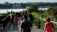 High Line Park, Manhattan - New York City