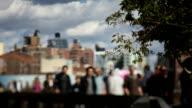High Line Park, NYC (Tilt Shif Lens)