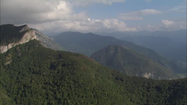 High Mountain Overlooking Fronsac