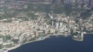 High Pan Across Monaco