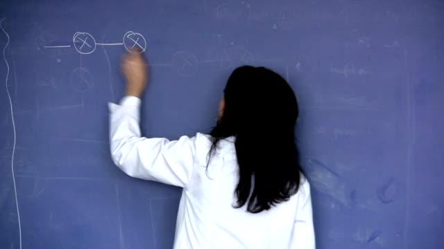 High school physics class
