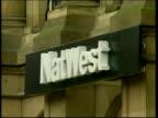 Yorkshire GVS Barclays bank GV Natwest Bank GVS Asda supermarket more ditto