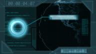 High Tech Control Panel
