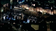 MPs vote on tuition fees bill / student protests in London ENGLAND London Trafalgar Square Christmas tree Nelson's Column National Gallery
