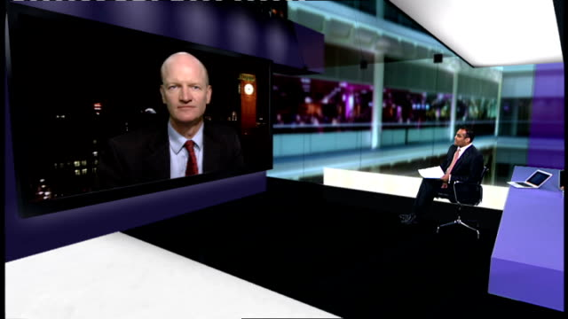university applications fall due to rise in tuition fees ENGLAND London GIR INT David Willetts MP LIVE 2WAY interview from Westminster SOT