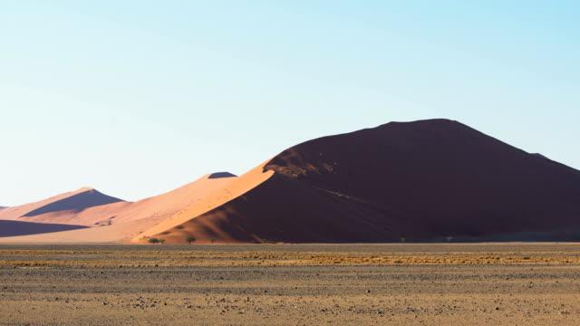 Höchste Düne in Namibia