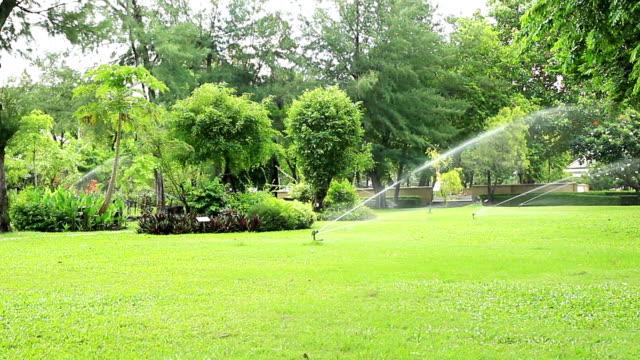 High-power sprinkler