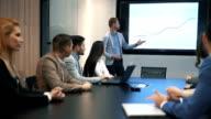 High-tech meeting.