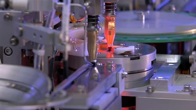 High-Tech production Line