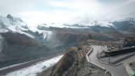 CNEUCIT1148 Hiking in Aletsch Glacier in the Switzerland