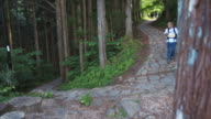 Hiking in Nakasendo Road