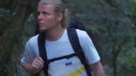 Hiking through Japan (slow motion)