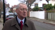 Hilary Benn saying it is important that Sir Ivan Rogers' replacement as representative of the UK to the EU relays to the government and parliament...