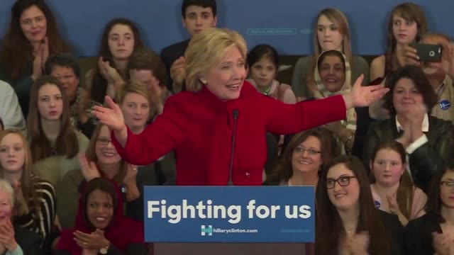 Hillary Clinton facing a tough challenge from Bernie Sanders in the run up to the Iowa caucuses acknowledged on Sunday that some of those who came to...