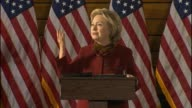 Hillary Clinton says that America must stop jihadists from radicalizing new recruits through social media that companies should redouble their...