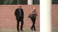 Pre trial hearing in Preston ENGLAND Lancashire Preston Crown Court EXT Unidentified relatives of Hillsborough victims arriving at court