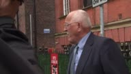 Six people charged with criminal offences Cheshire Warrington EXT Barry Devonside interview SOT