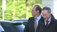 Six people charged with criminal offences TX Cheshire Warrington EXT Sir Norman Bettison arriving to give evidence to the Hillsborough disaster...