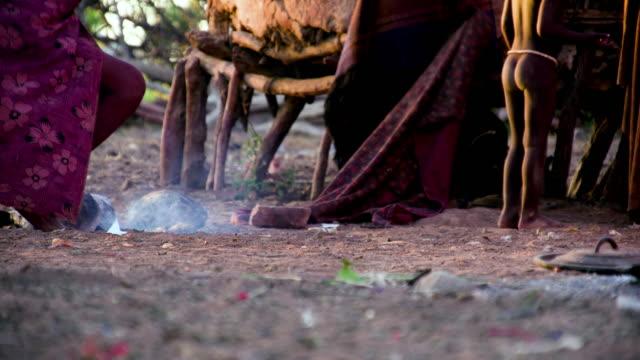 LA Himba Personen