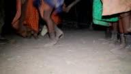 CU Himba Tribal Dancing