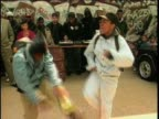 Hip Hop group Black Moon's 1st TV performance of 'Who Got The Props' on Video Music Box in 1992