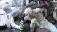 Historic Fountain Vienna