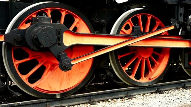 Historischen steam locomotive