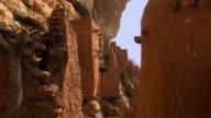 historically african village